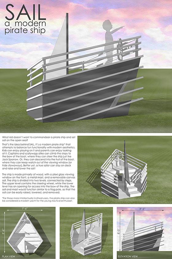 playhouse by Travis Pawley