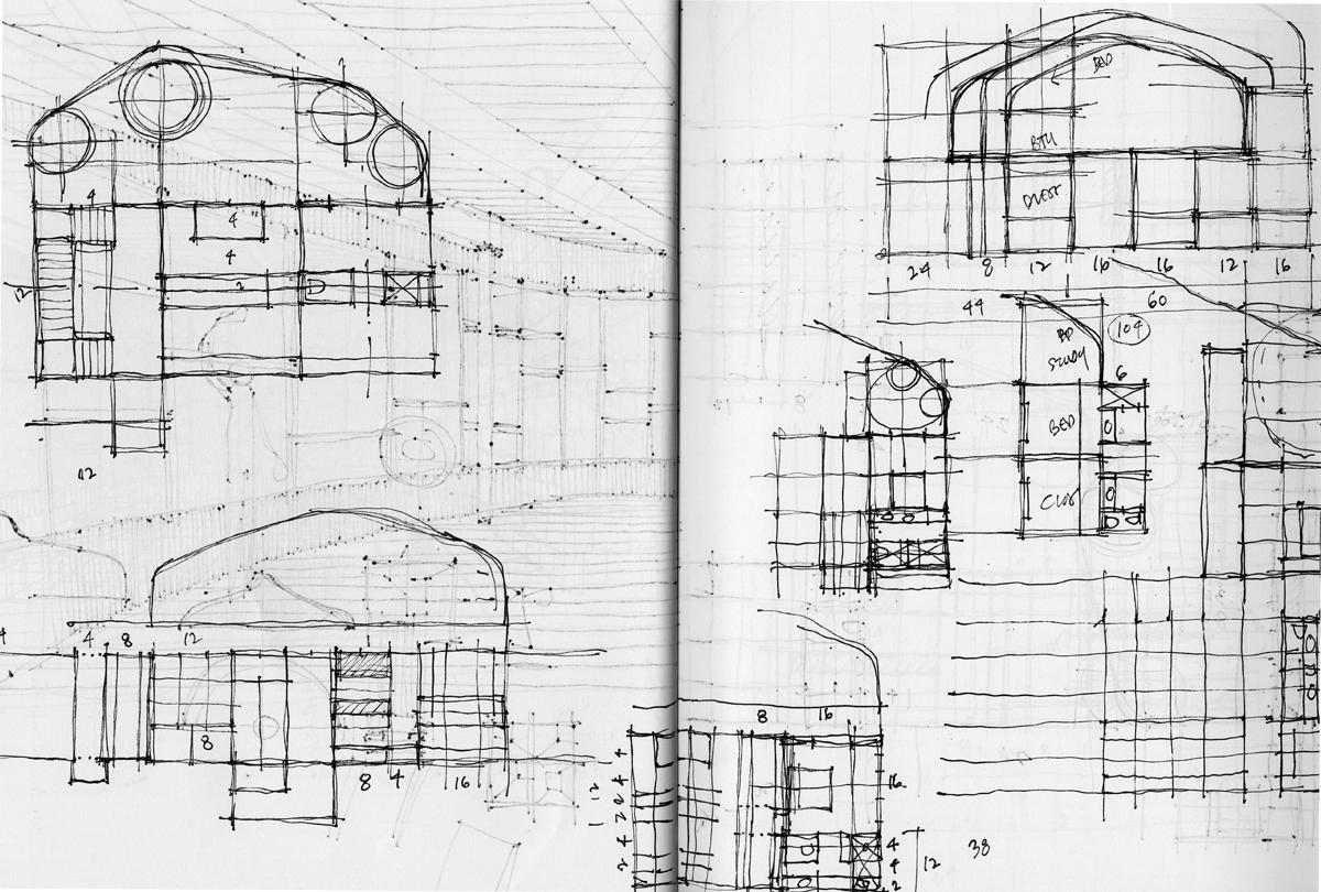 Michael Malone design sketch 01