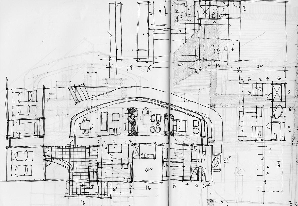Michael Malone design sketch 05