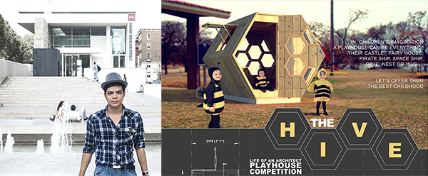 Thanh Ho Phuong 2013 Life of an Architect Playhouse Design Competition