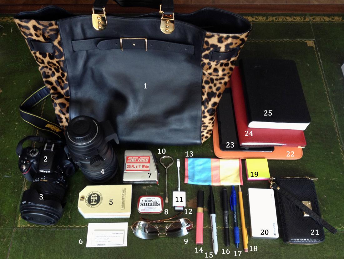 Interior Designer Courtney Price's Tote bag