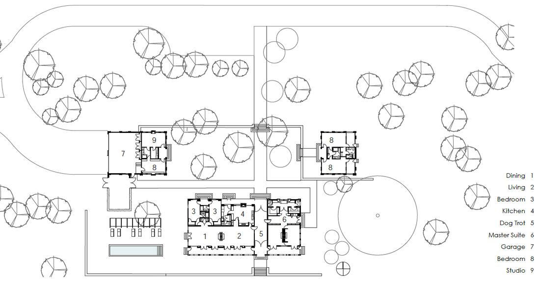 Lyday Farms Site Plan