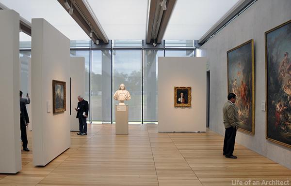 Renzo Piano Kimbell Museum Gallery 01