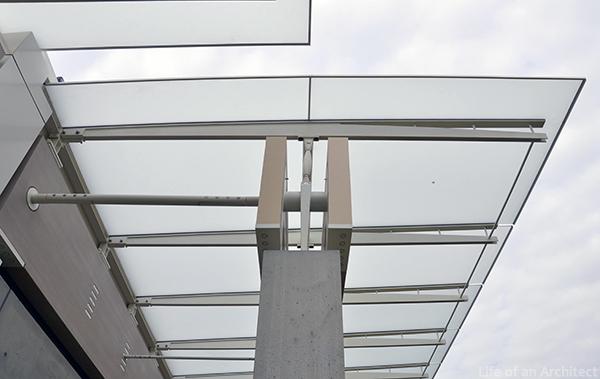 Renzo Piano Kimbell Museum glass roof