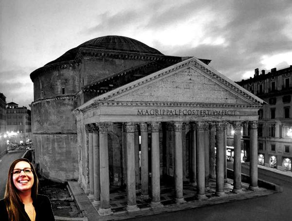 Pantheon by Apollodorus of Damascus