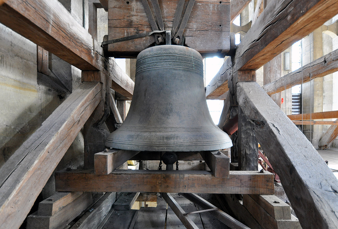 Salisbury Cathedral main bell