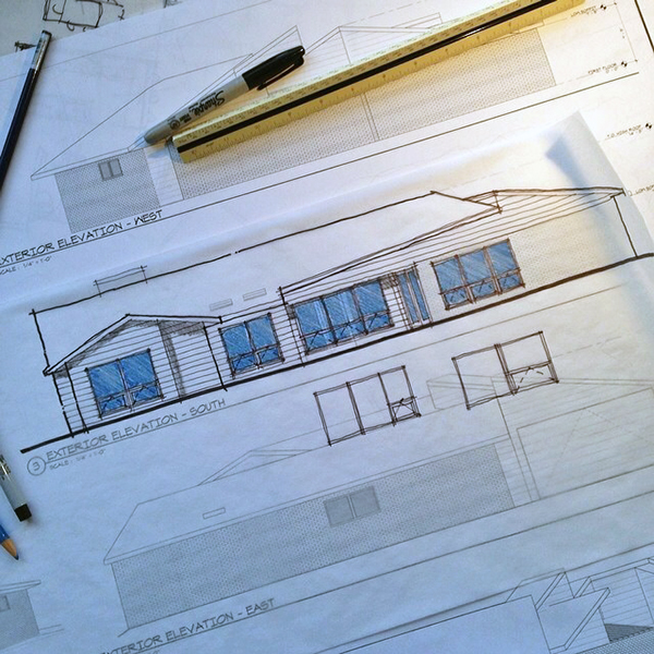 Architectural Sketching [or How to Sketch like Bob] | Life