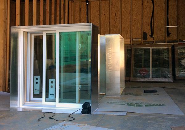 CHouse Modern Aluminum Window Boxes lying in wait