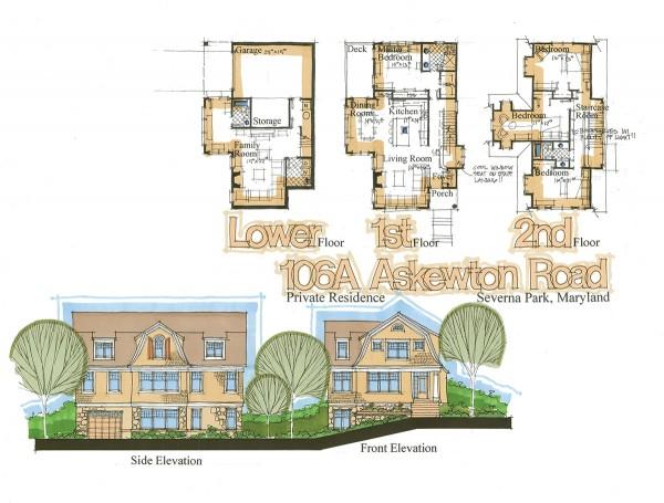 Askewton Residence