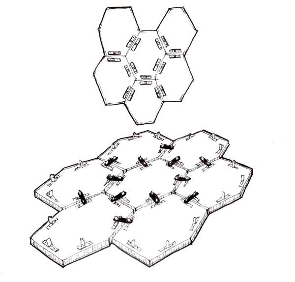 NOBU - Hexagon