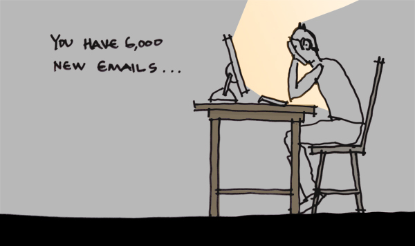 You have email