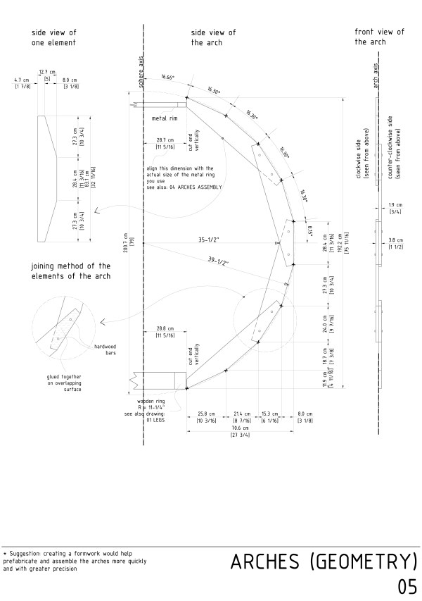 Red Ball construction drawings 04  by Levente Skulteti
