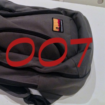 Student Abroad Bag