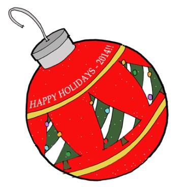 Christmas 2014 Ornament