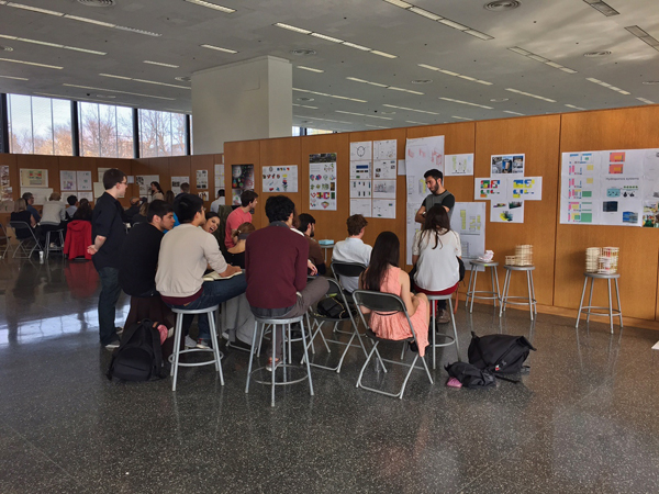 Illinois Institute of Technology: 3rd Year midterm reviews