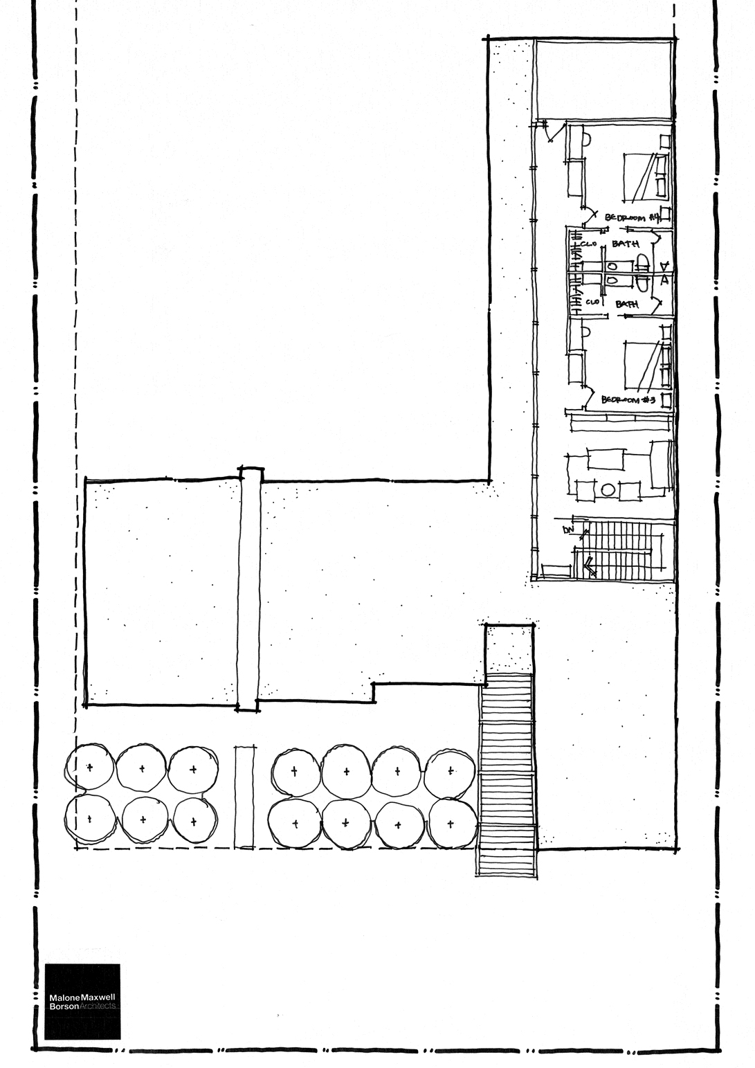 Bob Borson - Schematic Design Upper Floor Plan final
