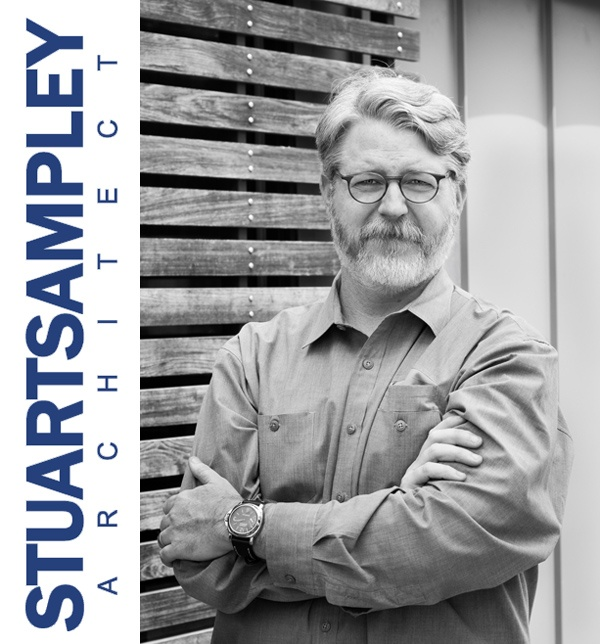Architect Stuart Sampley