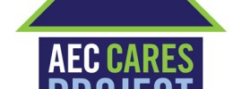 AEC Cares Atlanta logo