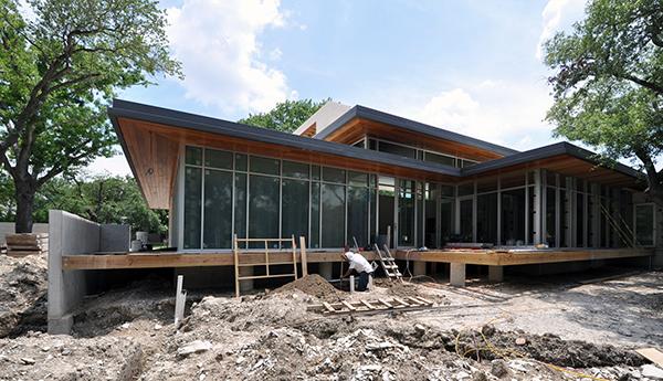 KHouse Modern Rear Exterior 02