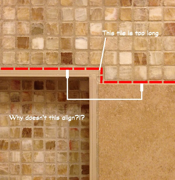Tile Alignment issues
