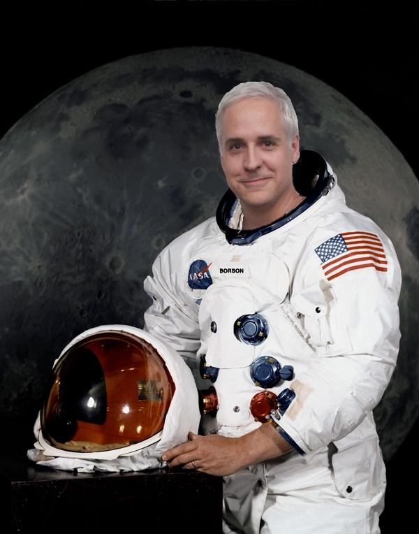 Bob Borson Astronaut
