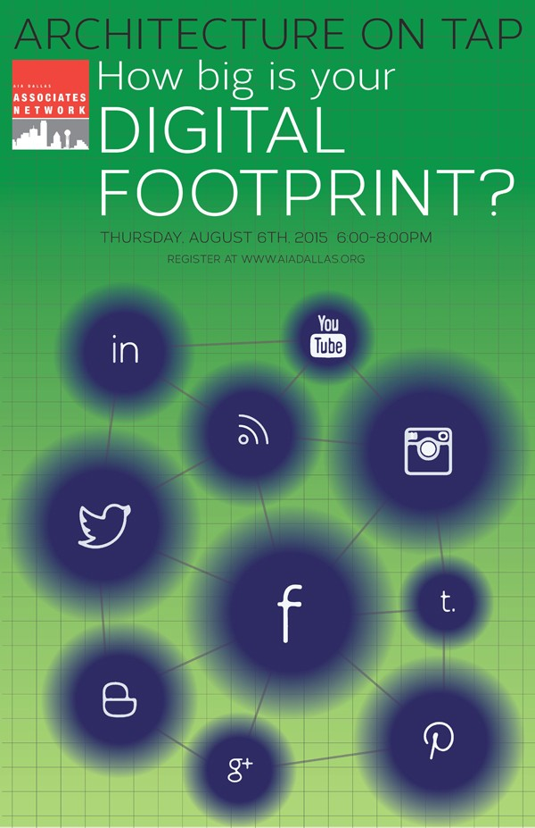 How Big is Your Digital Footprint - Architecture on Tap