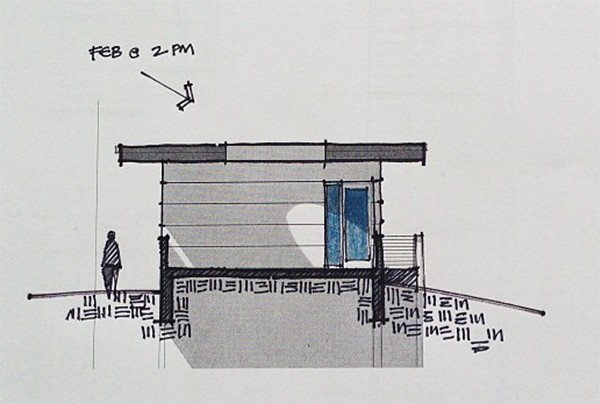 Oculus concept sketch