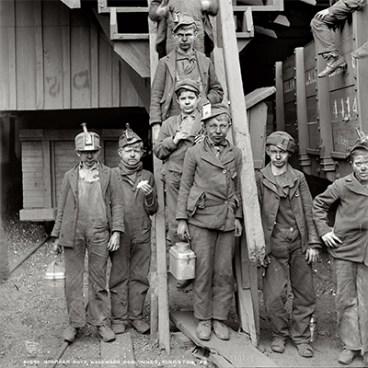 Working in a Coal Mine