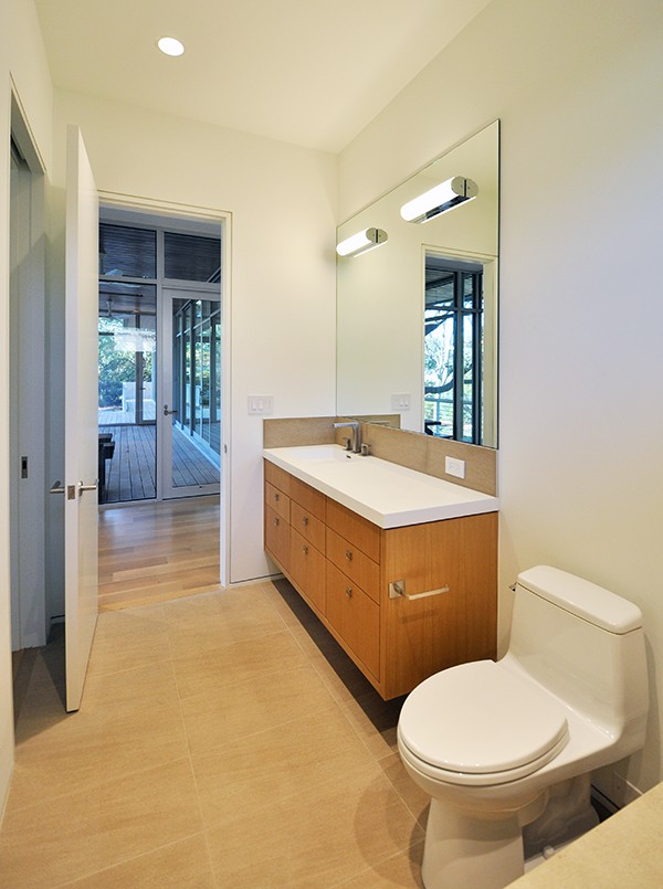 KHouse Modern Guest Bathroom