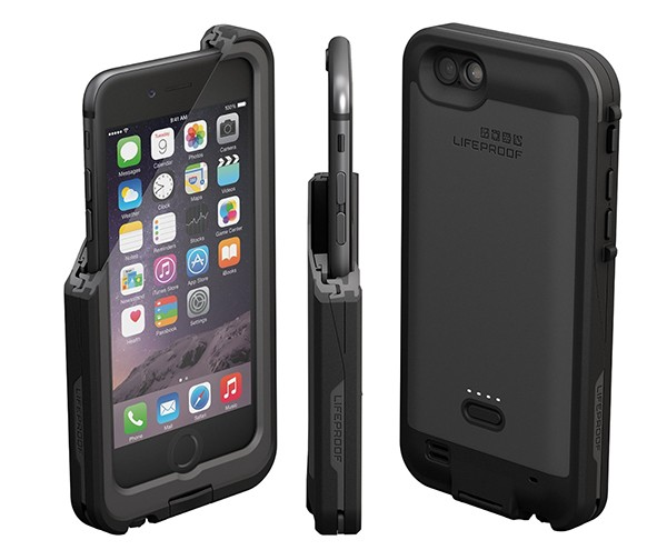 LifeProof iPhone Case and extra battery