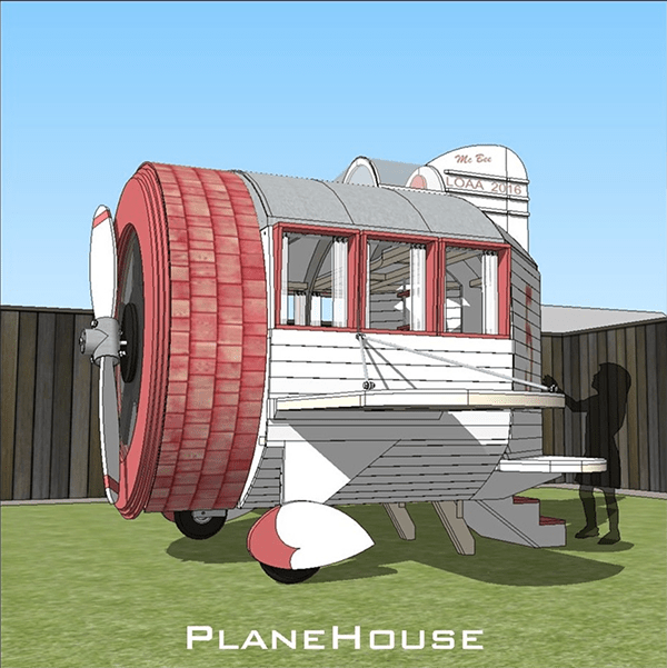 Michael C. Brown - Planehouse