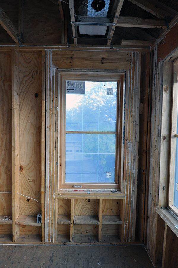 caulking a house for weather tightness