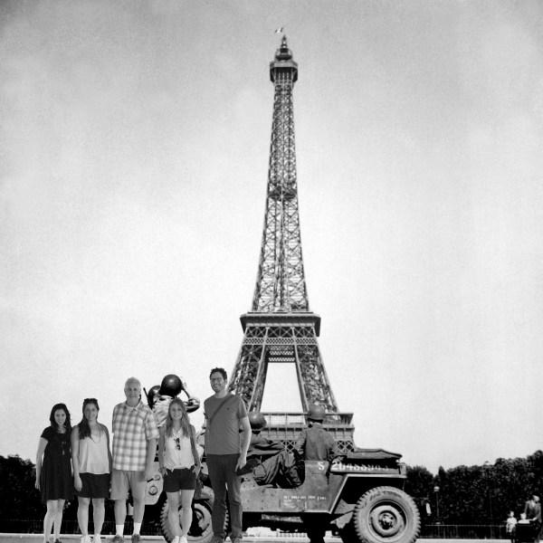 Eiffel Tower Goupie