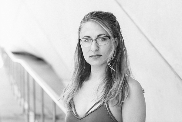 Laura Mordas-Schenkein from Inhabitat