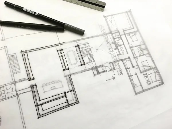 Elevation Plan Template : Designing elevations life of an architect