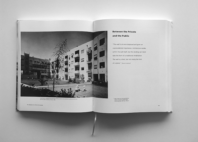 Architecture in Palestine during the British Mandate, 1917 - 1948; a look inside