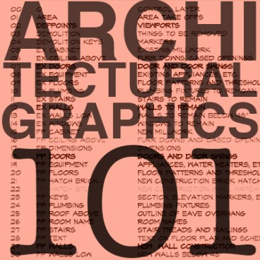 Architectural Graphics - Layers