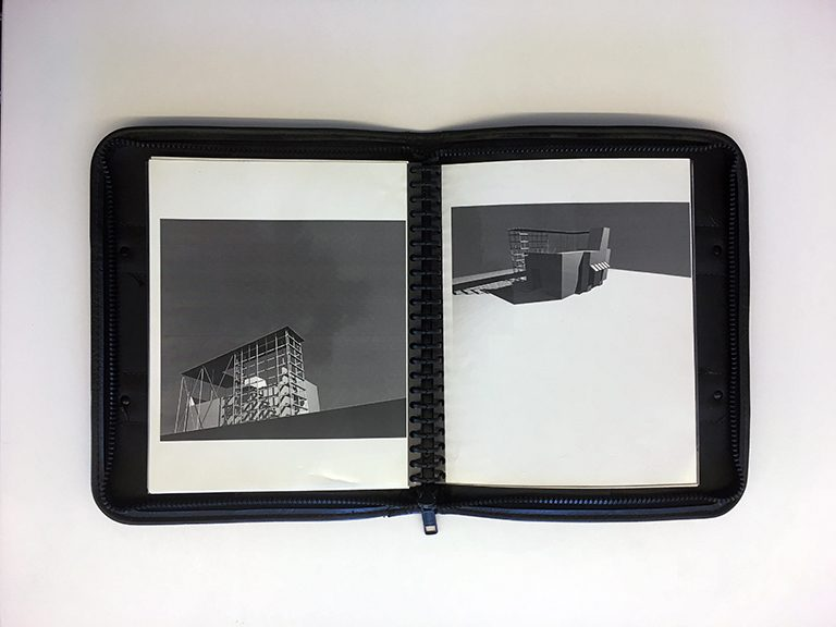 Old Architectural Portfolios