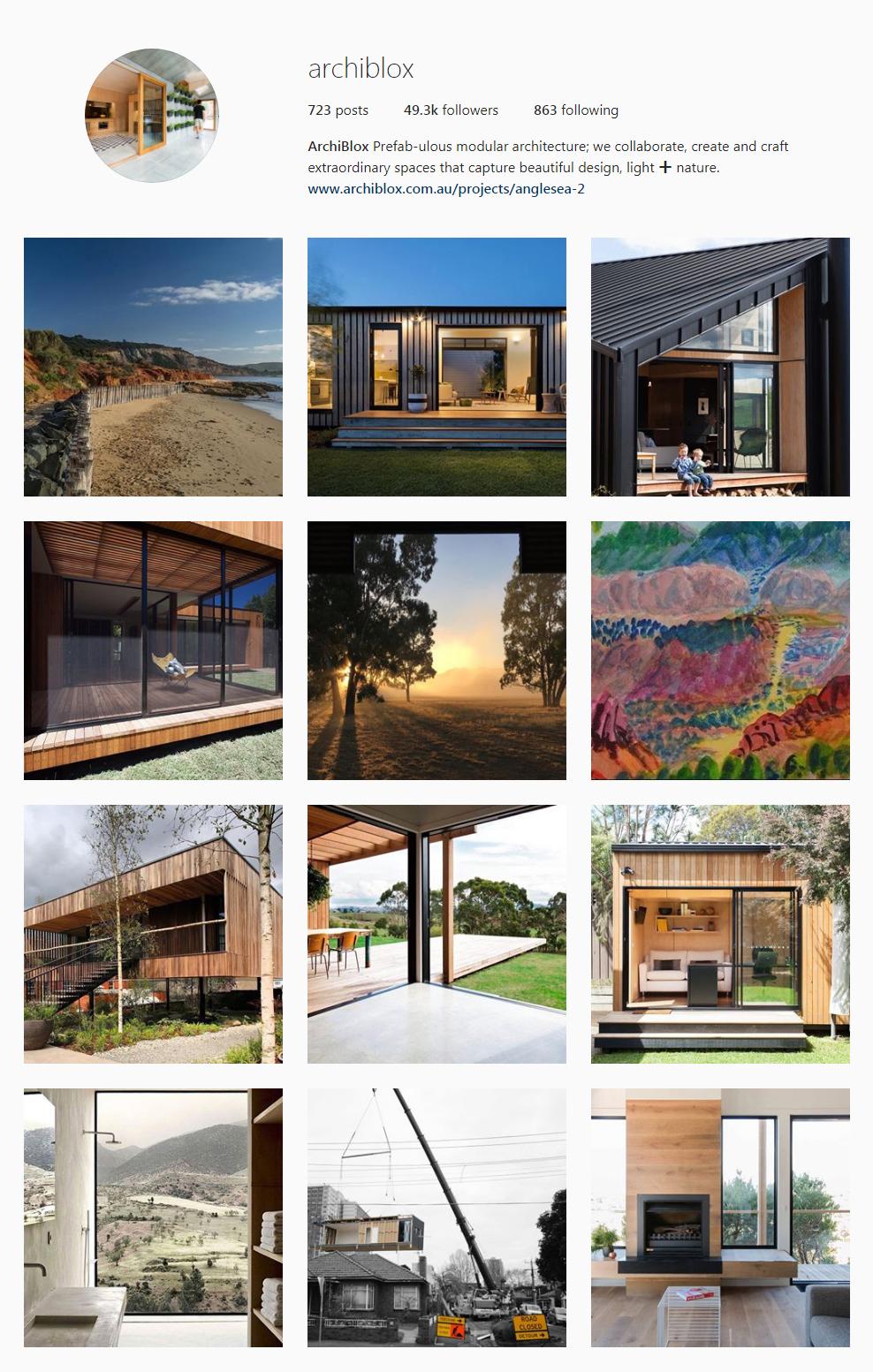 Best Architectural Instagram Feeds of 2017 - archiblox