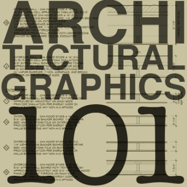 Architectural Graphics Wall Types Thumbnail