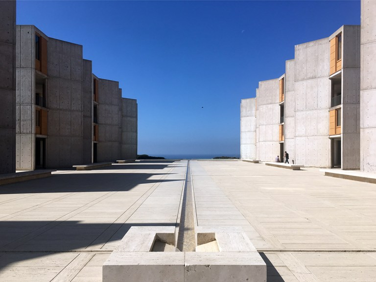 "The Salk Institute - ""The View"""