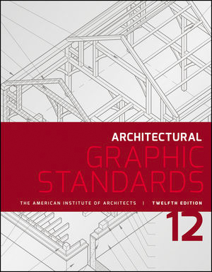 Architectural Graphic Standards 12th Edition