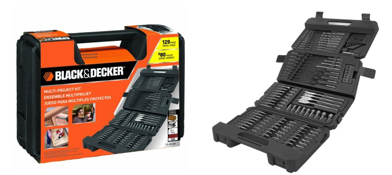 Black and Decker Multi-Project set