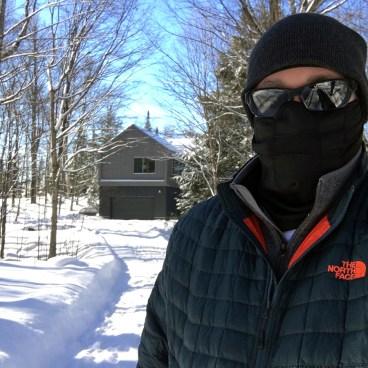 Bob Borson Freezing Cold Selfie
