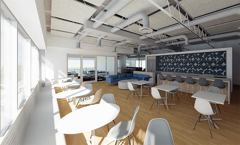 OG Common Room design study