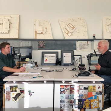 Bob Borson and Landon Williams - Life of an Architect Podcast