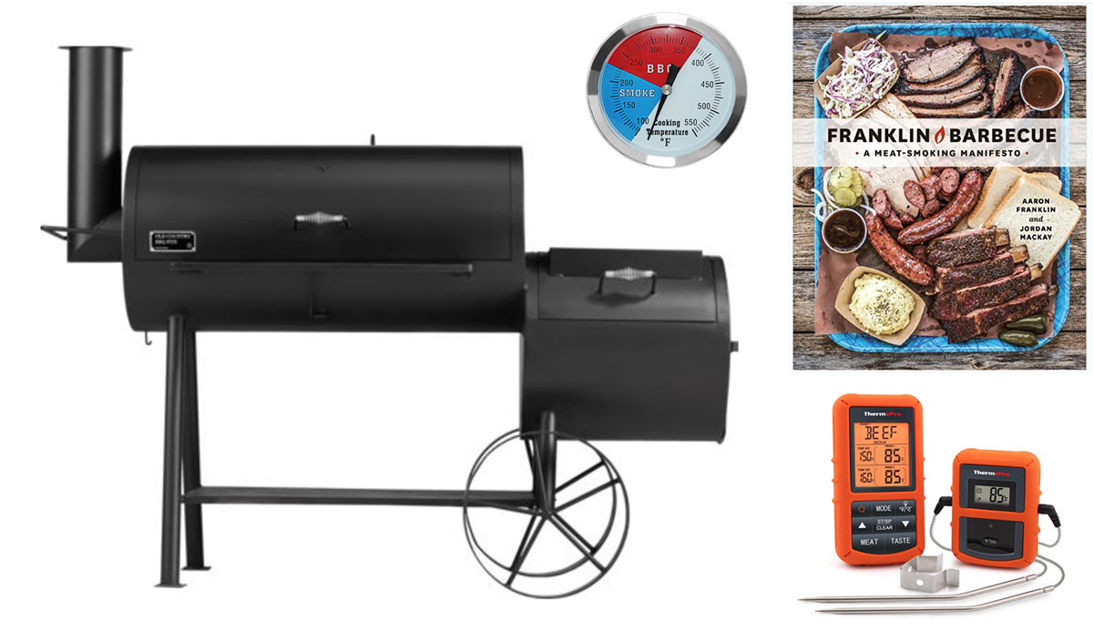 BBQ Smoking equipment for starters