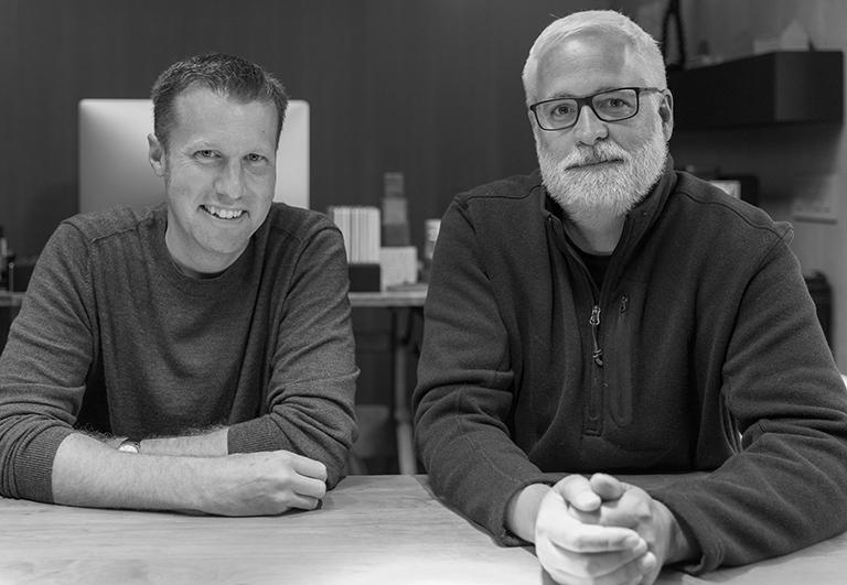 Bob Borson visits 30by40 Studio