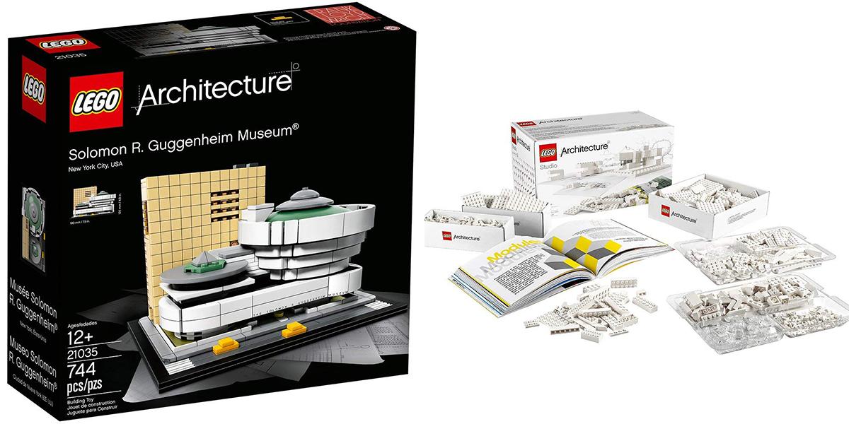 Lego Architecture Sets - Architecture Studio