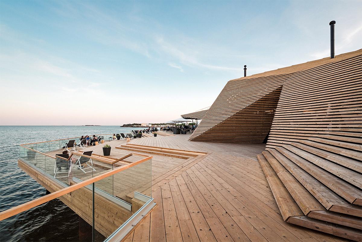 Löyly by Avanto Architects